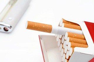 タバコとライター